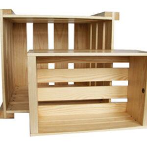 Купить ящик деревянный