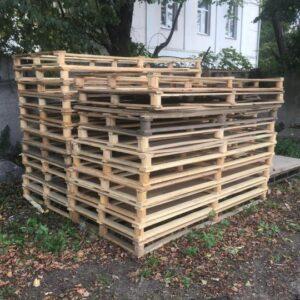 Поддон 2400Х1200, ГОСТ 9078-84 в Московской области компании Палета