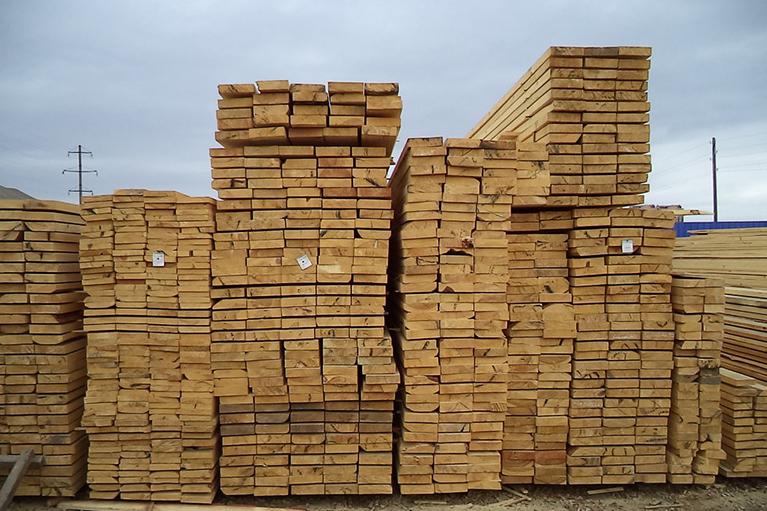 Собственное производство деревянной продукции в Московской области компании Палета
